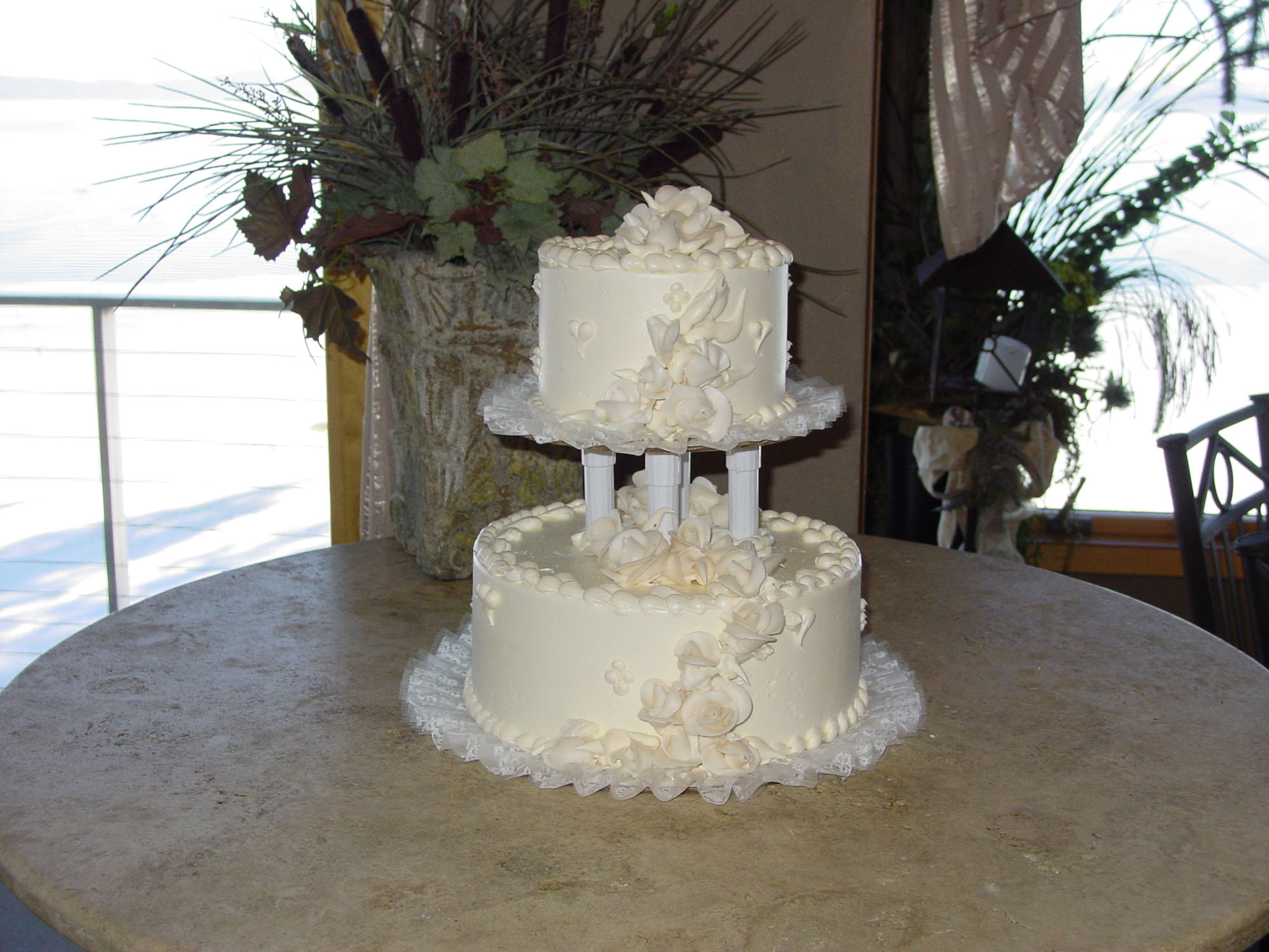 wedding cakes truckee ca lake tahoe bakery gallery cakes by the lake 25768